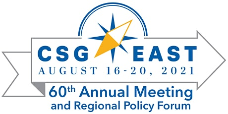 CSG East 60th Annual Meeting and Regional Policy Forum biglietti
