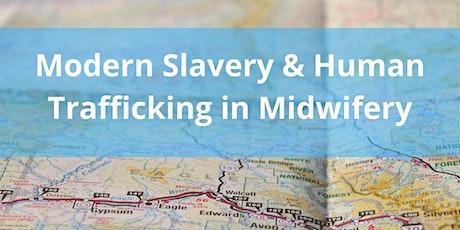 Modern Slavery and Human Trafficking tickets