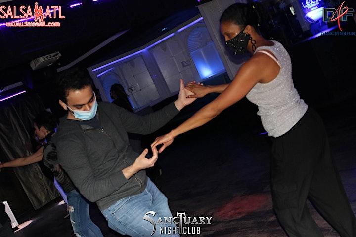 Viernes Tropicales Latin Night @ Sanctuary Night Club Atlanta Every Friday image