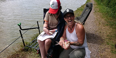 Free Let's Fish! -  Reading - Learn to Fish session - Reading & District AA tickets