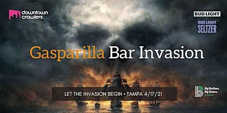 Gasparilla Bar Invasion tickets