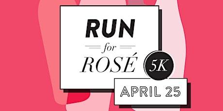Run for Rosé 5K! tickets