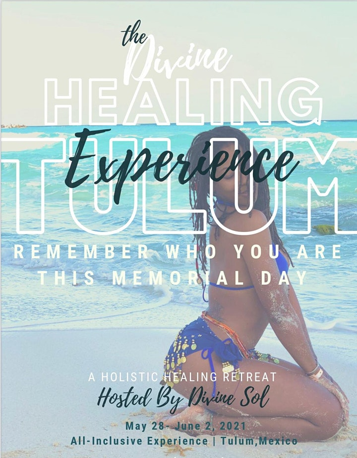 The Divine Healing Experience, Tulum image