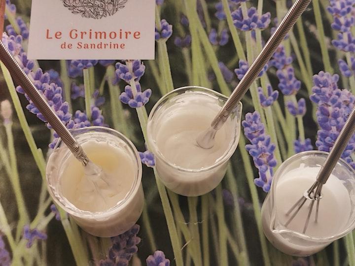 Image pour Atelier  cosmétique Crème Hydratante Visage