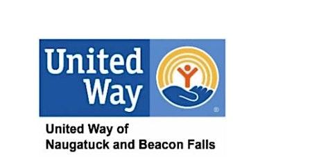 Virtual Bingo to benefit United Way of Naugatuck & Beacon Falls  TWO NIGHTS tickets