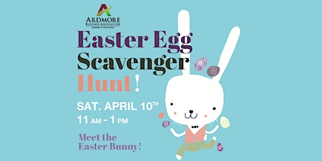 Ardmore Business Association Easter Egg Hunt tickets