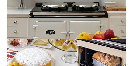 AGA Baking Online Cookery Demonstration tickets