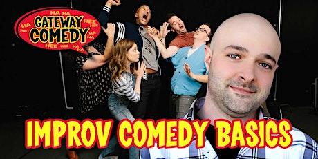Improv Comedy 100 tickets