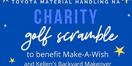 Sponsorship of Toyota Charity Golf Scramble to Benefit Make-A-Wish tickets
