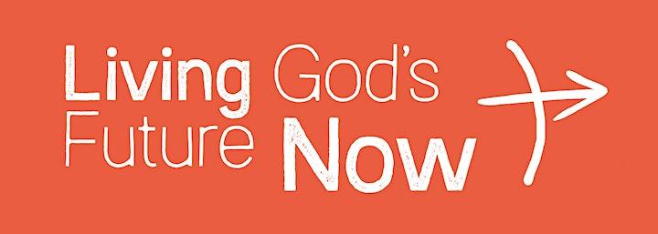 Living God's Future Now conversation - Maggi Dawn image
