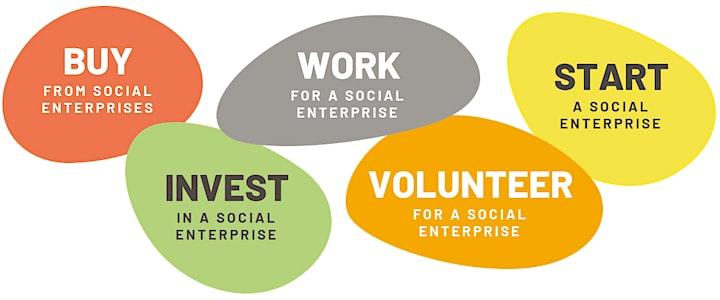 Volunteering with Social Enterprises image