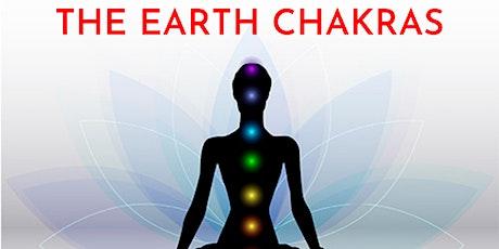 Chakra Webinars - The Earth Chakras: 4 sessions event tickets