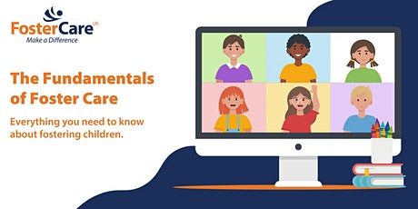 The Fundamentals of Foster Care (FosterCare UK) tickets