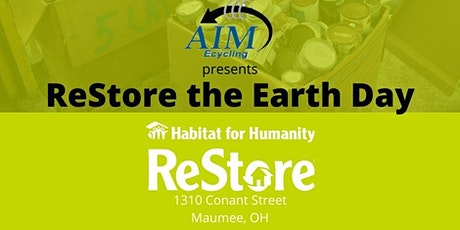 ReStore the Earth Day tickets