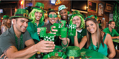 Shamrock Stumble Bar Crawl - Green Bay tickets