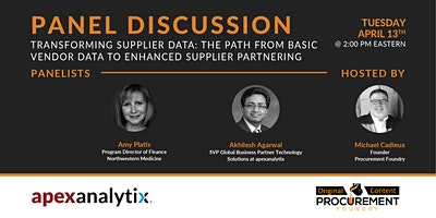 Transforming  Data: Basic Vendor Data to Enhanced Supplier Relationships