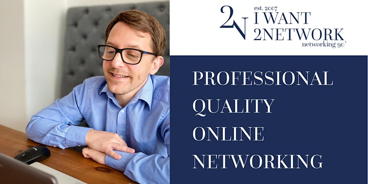 Networking 90: UK Wide, Online Business Networking, Ramsey group image