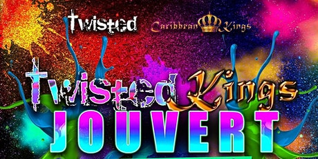 Twisted Kings Jouvert tickets