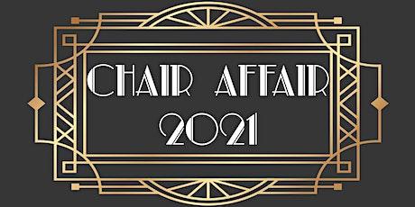 Chair Affair 2021 Gala tickets