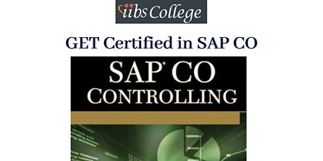 Get certified in SAP S/4 HANA CONTROLLING (SAP CO)!!! tickets