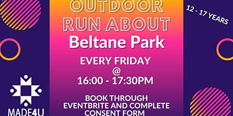 Outdoor Run About @ Beltane Park tickets