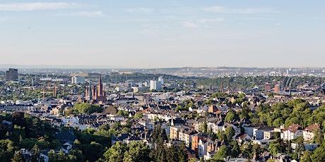 Wiesbaden gründet! Auftaktveranstaltung 'Hessischer Gründerpreis 2021' Tickets