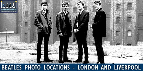 The Beatles Photo Locations - London and Liverpool tickets