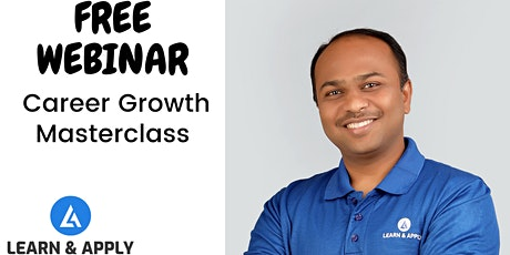 FREE LIVE Webinar- 3 Proven Elements For Successful Career Growth tickets