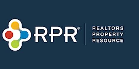 RPR: Refreshed, Redesigned and Rebuilt (1 CEU, #256-5050-E) tickets