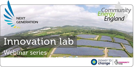 Innovation Lab webinar: Nadder Community Energy, EV car club, 29 April tickets