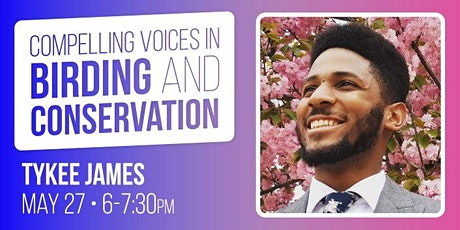 Inspiration for a More Sustainable Birding Community with Tykee James tickets