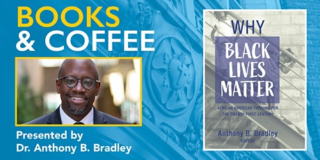 Books & Coffee: Why Black Lives Matter tickets