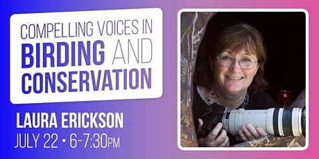 The Love Lives of Birds with Laura Erickson tickets