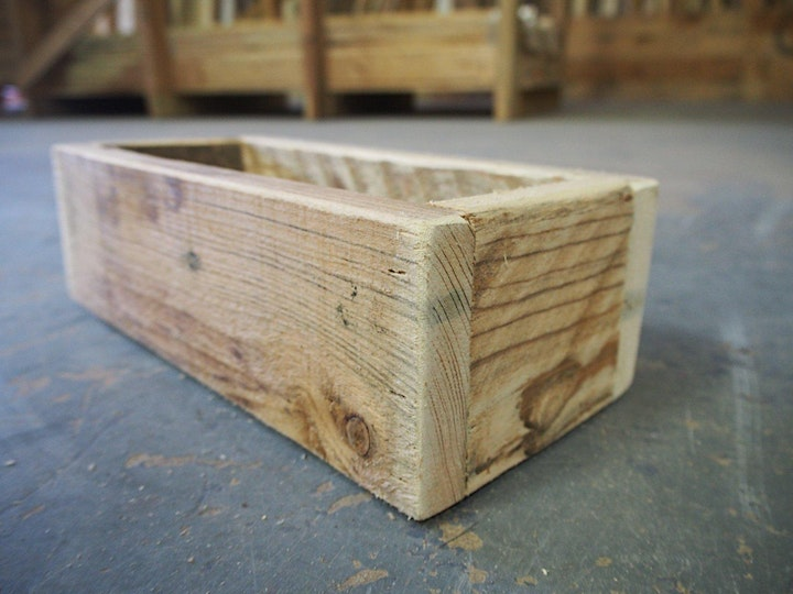 Making and doing: Make a Planter with the Wood Shack ! image