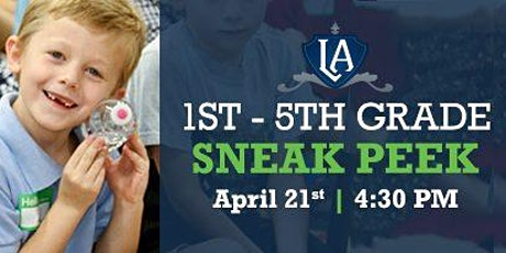 Leman Academy of Excellence Oro Valley 1st-5th Grade Sneak Peek tickets