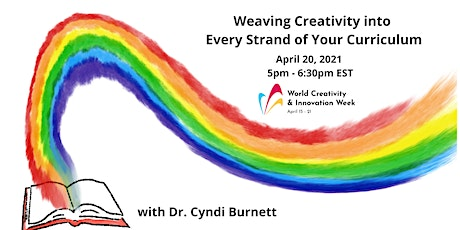 Weaving Creativity into Every Strand of Your Curriculum tickets