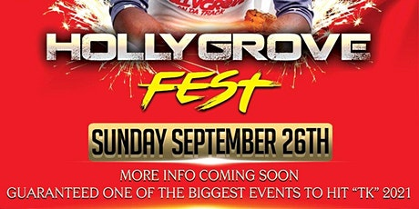 """HOLLYGROVE B-DAY BASH """"THE OUTSIDE EDITION"""" !! tickets"""