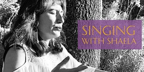 Spring Singing Series tickets