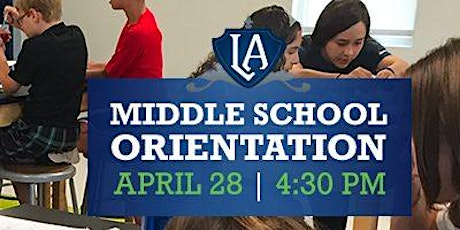Leman Academy of Excellence Oro Valley Middle School Orientation tickets