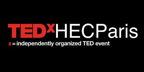 TEDx HEC Paris 2021 tickets