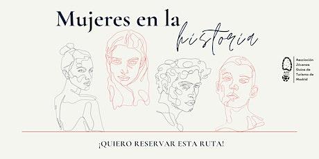 Mujeres en la Historia entradas