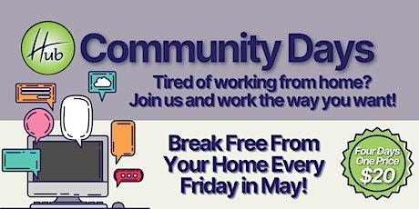 Hub Community Days! tickets