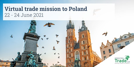 Virtual Trade mission to Poland tickets