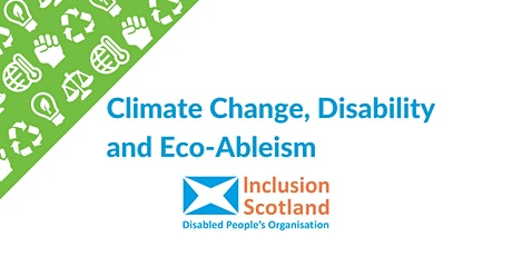 Climate Change, Disability, and Eco-Ableism tickets