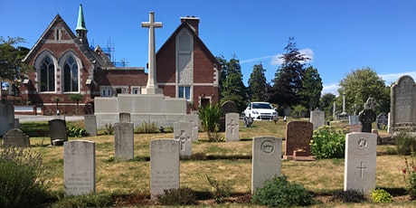 CWGC and Plymouth Blitz Walking Tour of Efford Cemetery tickets