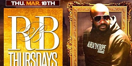 R&B THURSDAYS @ Paradise Lounge tickets