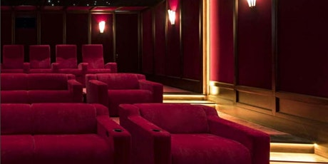 Designing Home Cinemas & Media Rooms tickets