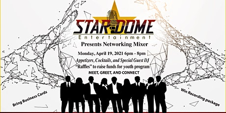 Star-Dome Entertainment Presents Network Mixer tickets