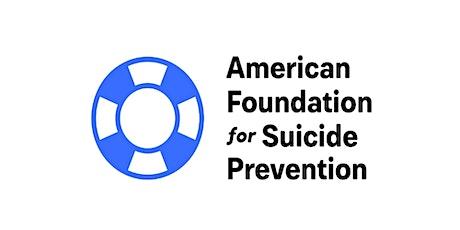 Talk Saves Lives tickets