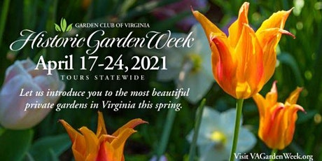 Historic Garden Week: Old Town Alexandria Tour tickets